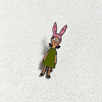 Bob's Burgers Louise Pin | Urban Outfitters