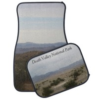 Death Valley National Park Car Mat