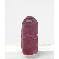 Red Ruby Crystal Mineral Corundum 35 carats by FenderMinerals