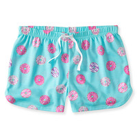 Kids' Donut Sleep Shorts