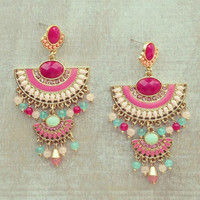 Pree Brulee - Desert Queen Earrings