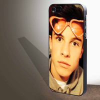 "Shawn Mendes love  for iphone 4/4s/5/5s/5c/6/6+, Samsung S3/S4/S5/S6, iPad 2/3/4/Air/Mini, iPod 4/5, Samsung Note 3/4 Case ""005"""