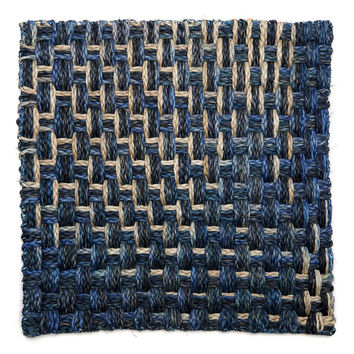 Sala Sala Weave Placemats S/4 | Navy