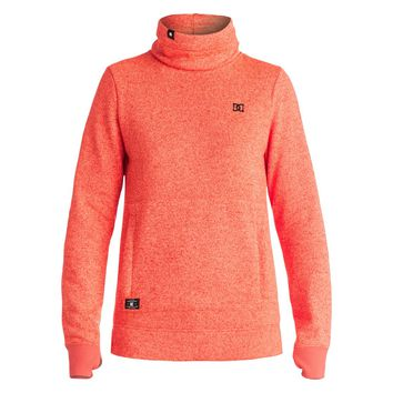 Women's Veneer Riding Sweatshirt 888327544144 | DC Shoes