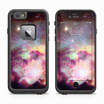 Angry Purple Heavens at Dawn Skin for the Apple iPhone LifeProof Fre Case