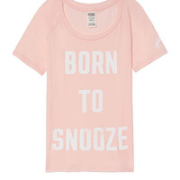 Cozy Sleep Tee - PINK - Victoria's Secret