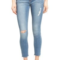 Articles of Society Carly Skinny Crop Jeans (Derby) | Nordstrom