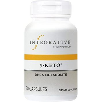 Integrative Therapeutics - 7-KETO Lean - Ephedra-free DHEA Metabolite - 30 Capsules