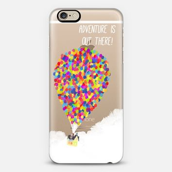 ADVENTURE IS OUT THERE! 2.0 iPhone 6 case by Rebecca Allen | Casetify