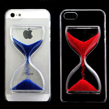 Crystal Hourglass Case for iPhone