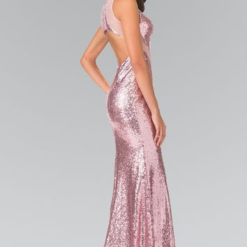 Sexy all over sequins dress #GL2292 Prom Dresss