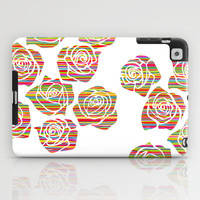Color rose iPad Case by Silvianna