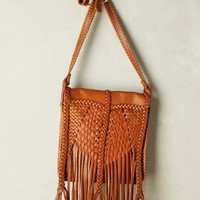 Akira Whipstitched Crossbody Bag by Cynthia Vincent Cedar All Bags