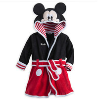 Winter Bathrobe for Baby/Toddler/Kids Girls and Boys