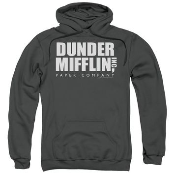 The Office - Dunder Mifflin Adult Pull Over Hoodie Officially Licensed Apparel