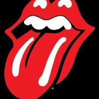 1 X Rolling Stones Tongue and Lip Logo Music Poster Print