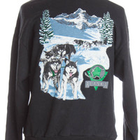 Black Ugly Christmas Sweatershirt 40707 - The Sweater Store