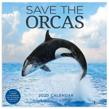 Save the Orcas Wall