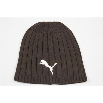 PUMA Hat Women Men Knit Winter Cap Beanies