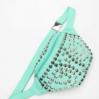 Ecote Studded Fanny Pack — Feetomatic By AutoSquad Girlz