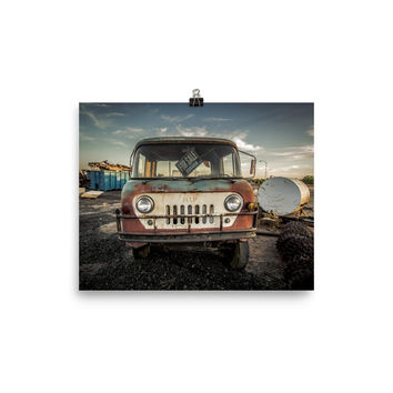 Jeep Thing Poster