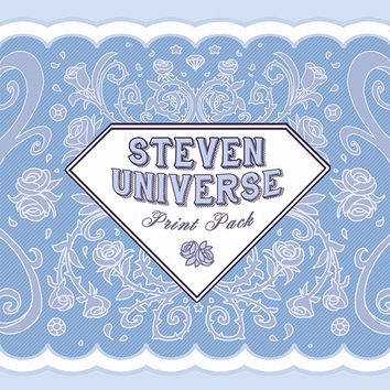 Steven Universe Complete Print Pack **PREORDER**