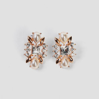 Dinner Party Stud Earrings