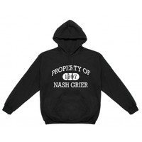 Nash Grier Hooded Sweatshirt - All Merchandise - BLV Brands