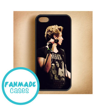 Luke Hemmings iPhone 4/4s 5/5s/5c & iPod 4/5 Rubber Case