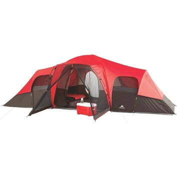 Ozark Trail 10-Person Family Tent - Free Shipping