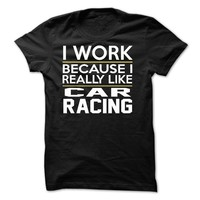 I Work - Car Racing - JDZ