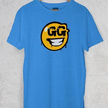 GG Fortnite Gaming Youtube Twitch Ninja Graphic Tee Unisex T Shirt