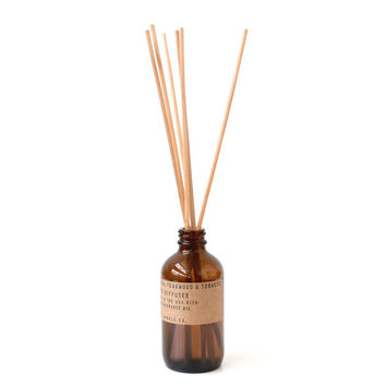 Teakwood + Tobacco Reed Diffuser