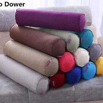 Versatile Long pillows for Therapy Decorating, Bed or Travel, Multiple sizes and Colors!!