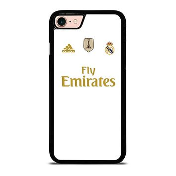 REAL MADRID HOME JERSEY iPhone8 Case