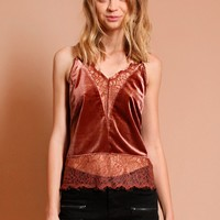 Gatekeeper Velvet Top
