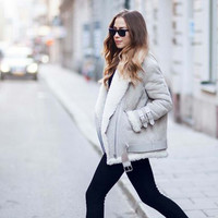 The Cozy Sherling Coat