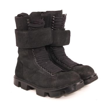 Rick Owens Cleat Boot
