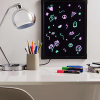 LED Color-Changing Message Board - Urban Outfitters