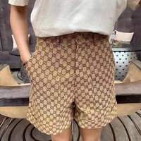 GUCCI Women Fashion Shorts