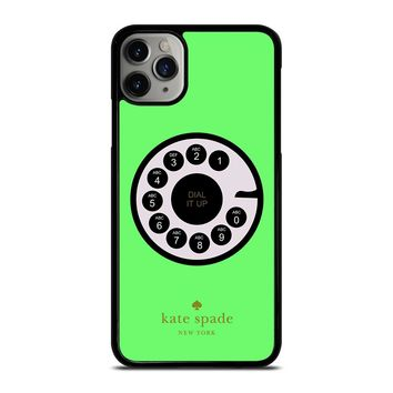 ROTARY RESIN KATE SPADE iPhone Case Cover