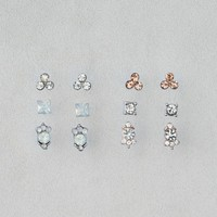 AEO STUD EARRINGS 6-PACK