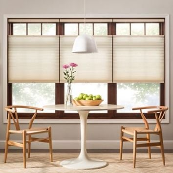 Real Simple® Top-Down Bottom-Up Cordless Cellular Light Filtering 72-Inch Length Shade