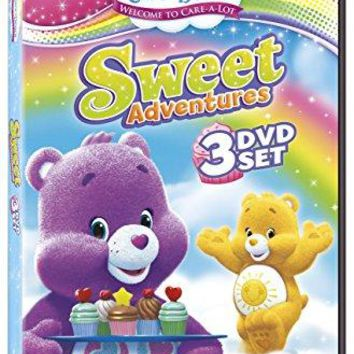 David Lodge & Michaela Dean & Jeff Gordon-Care Bears Sweet Adventures