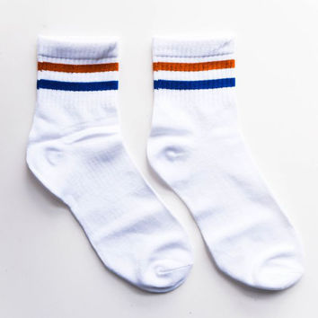 Womens American Gym Standard Socks