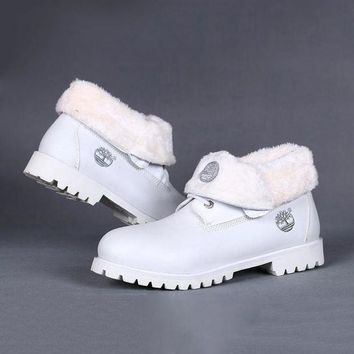 Timberland Rhubarb boots for men and women shoes waterproof Martin boots lovers I-1