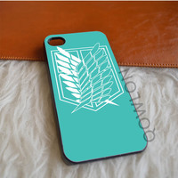 Attack on Titan Icon iPhone 4 | 4S Case