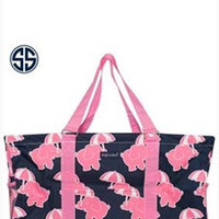 Simply Southern Tote - Elephant