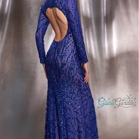 MNM Couture 9557 | Evening Gowns | Prom Dresses | Mother of the Bride Dresses | Pageant Gowns | GownGarden.com