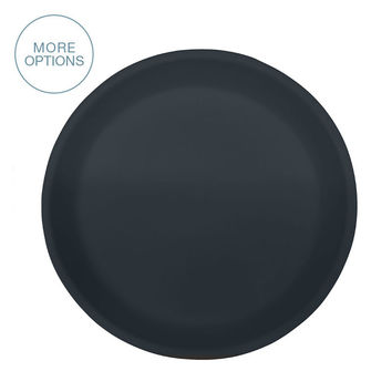 "Matte Porcelain USA Made 10"" Dinner Plate"